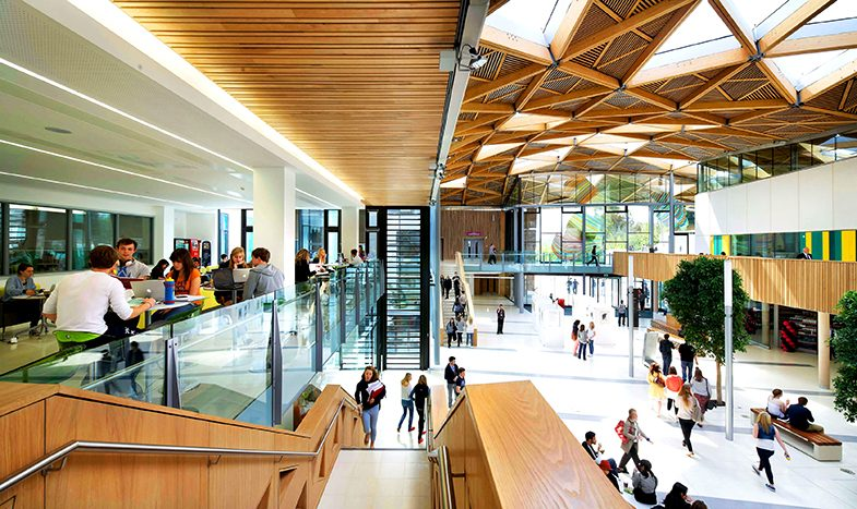 INTO University of Exeter: Single-CAS Programme INTO
