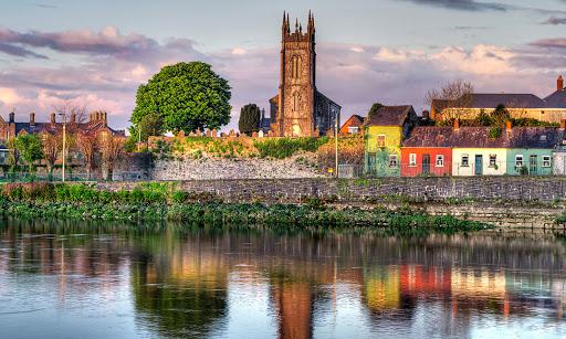 Thành phố Limerick – Ireland