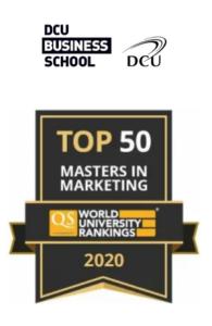 MSc Digital Marketing tại DCU thuộc Top 50 chương trình thạc sĩ tốt nhất thế giới