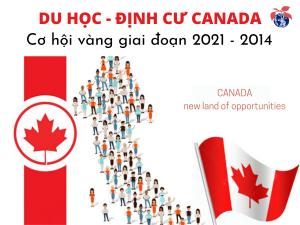 Du học - Định cư Canada